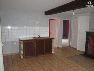 Annonce vente Maison avec garage brunehamel