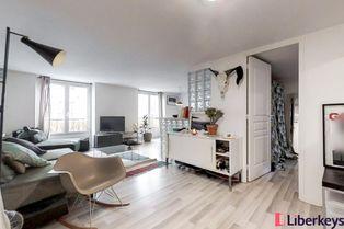 Annonce vente Appartement au calme paris 3eme arrondissement