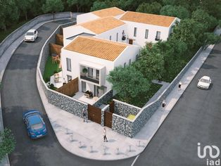 Annonce vente Maison avec jardin la turbie