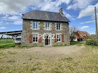 Annonce vente Maison avec jardin percy-en-normandie