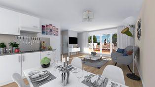 Annonce vente Appartement avec terrasse carignan-de-bordeaux