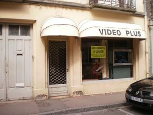 Annonce location Local commercial autun