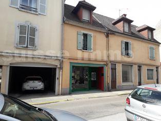 Annonce vente Immeuble avec garage champagnole