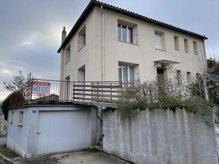 Annonce vente Maison avec garage argentonnay