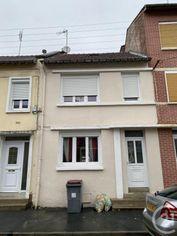 Annonce vente Maison avec terrasse saint-quentin