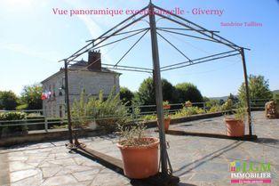 Annonce vente Maison avec terrasse giverny