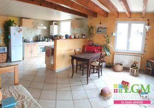 Annonce vente Maison avec terrasse vernajoul