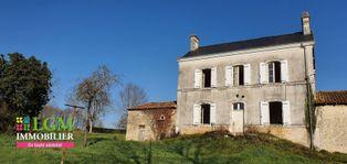 Annonce vente Maison au calme nanteuil-en-vallée