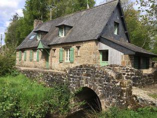 Annonce vente Maison avec terrasse saint-mars-sur-la-futaie