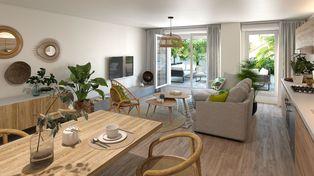 Annonce vente Appartement avec terrasse saint-sébastien-sur-loire