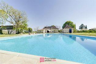 Annonce vente Maison avec piscine saint-léon-d'issigeac