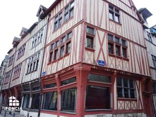 Annonce location Local commercial avec parking rouen