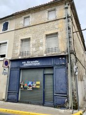 Annonce vente Local commercial mansle
