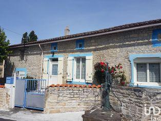 Annonce vente Maison au calme saint-fraigne