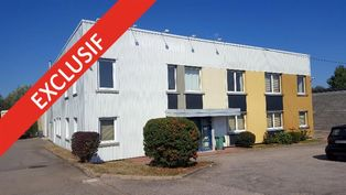 Annonce location Local commercial avec parking laneuveville-devant-nancy