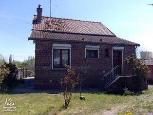 Annonce vente Maison avec garage landrecies