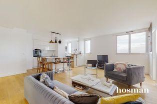 Annonce vente Appartement avec parking paris 19eme arrondissement
