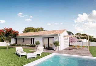 Annonce vente Maison au calme saint-yzan-de-soudiac