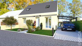 Annonce vente Maison avec garage dreux