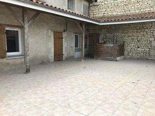 Annonce vente Maison avec garage saint-genest-d'ambière
