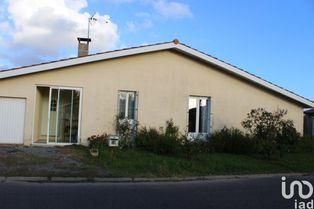 Annonce vente Maison avec garage saint-ciers-sur-gironde
