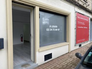 Annonce location Local commercial rethel