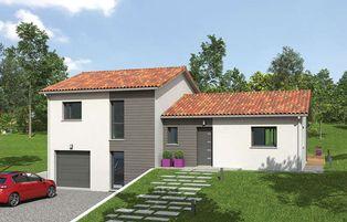 Annonce vente Maison avec garage viré