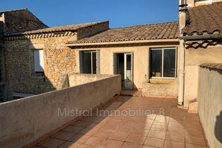 Annonce location Appartement avec terrasse bagnols-sur-cèze