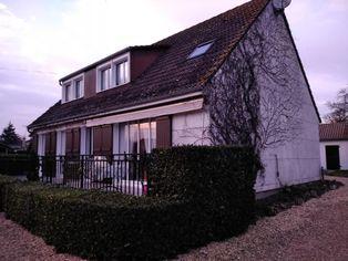 Annonce vente Maison avec terrasse villefranche-sur-cher