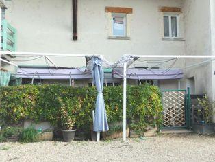 Annonce vente Appartement avec terrasse balan