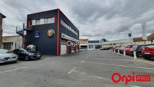 Annonce location Local commercial avec parking montlhéry