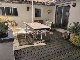 Annonce vente Appartement avec terrasse carcassonne