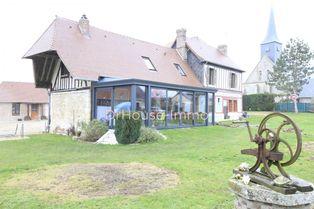 Annonce vente Maison avec grange le tilleul-lambert