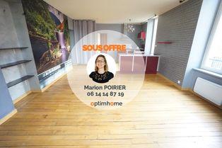 Annonce vente Appartement neuves-maisons