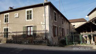 Annonce vente Maison avec grange ligny-en-barrois