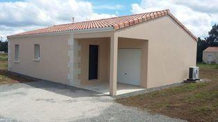 Annonce vente Maison avec terrasse le château-d'oléron