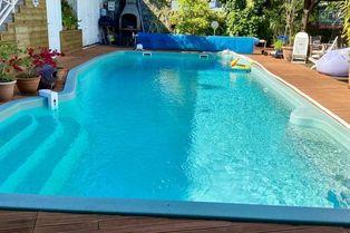Annonce vente Maison avec piscine le tampon