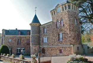 Annonce vente Château avec piscine saint-honoré-les-bains