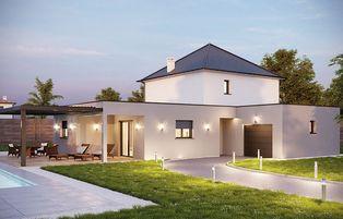 Annonce vente Maison avec garage le tronchet