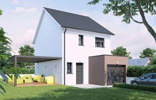Annonce vente Maison avec garage dinard