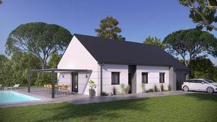 Annonce vente Maison avec garage tinténiac