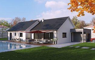 Annonce vente Maison avec garage pleslin-trigavou