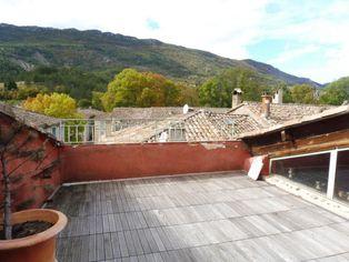 Annonce vente Maison avec terrasse la motte-chalancon