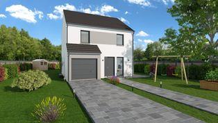 Annonce vente Maison avec garage milly-sur-thérain