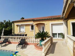 Annonce vente Maison avec terrasse pollestres