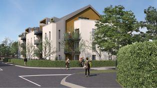 Annonce vente Appartement avec terrasse mont-saint-aignan