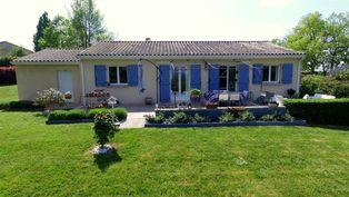 Annonce vente Maison avec garage lauzun
