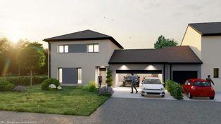 Annonce vente Maison avec garage jezainville