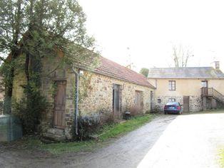 Annonce vente Maison avec cheminée le mesnil-amey