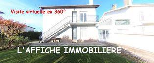Annonce vente Maison avec garage villeneuve-tolosane